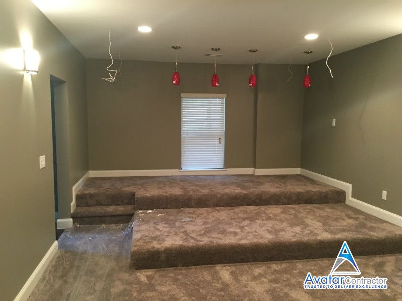 Basement Remodeling Contractors Fascinating Basement Remodeling Companies