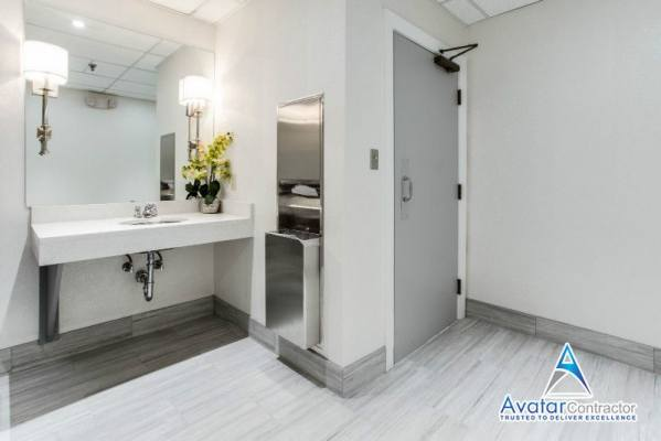 Commercial bathroom remodeling Kennesaw