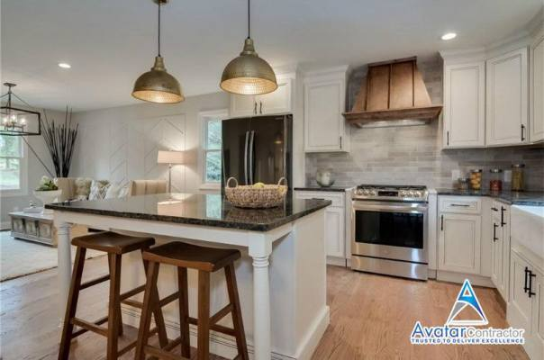 investment remodeling contractors Sandy spring
