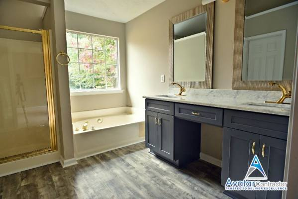 bathroom renovations Roswell