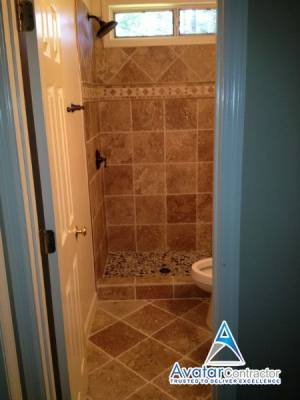 bathroom remodeling Roswell