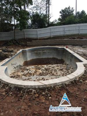 pool plaster Norcross
