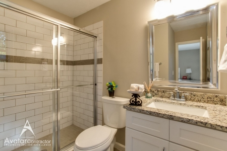 Home Bathroom Remodeling Russell