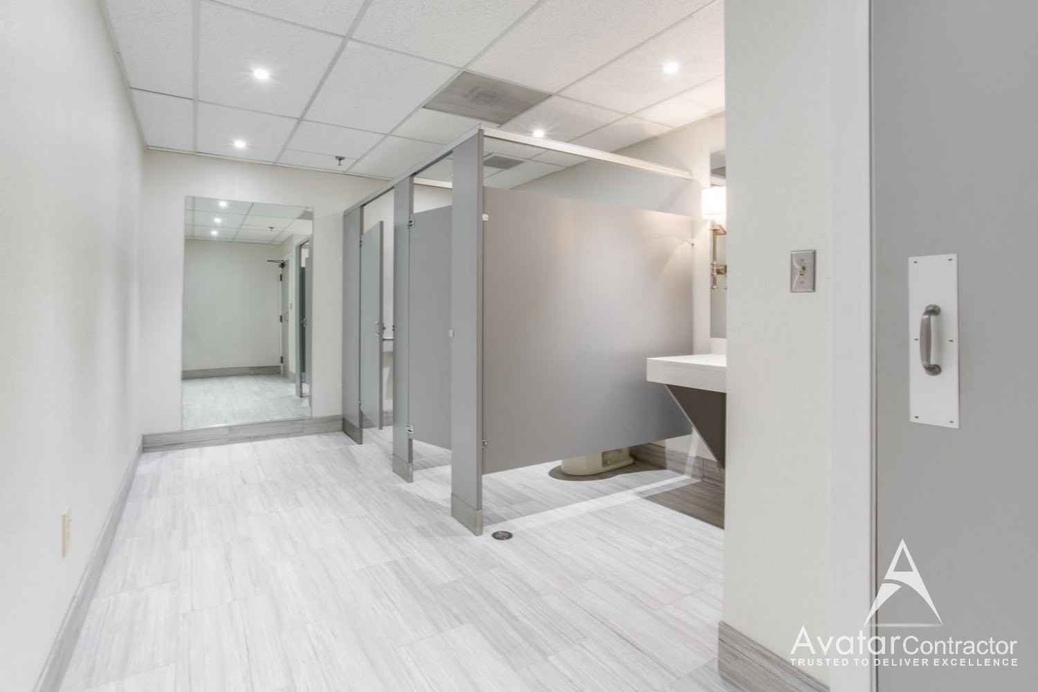Commercial Bathroom Remodeling Atlanta