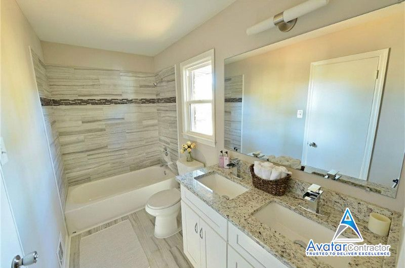 Master Bathroom Remodeling Contractors At Average Cost In Atlanta GA Inspiration Average Price Of A Bathroom Remodel Property
